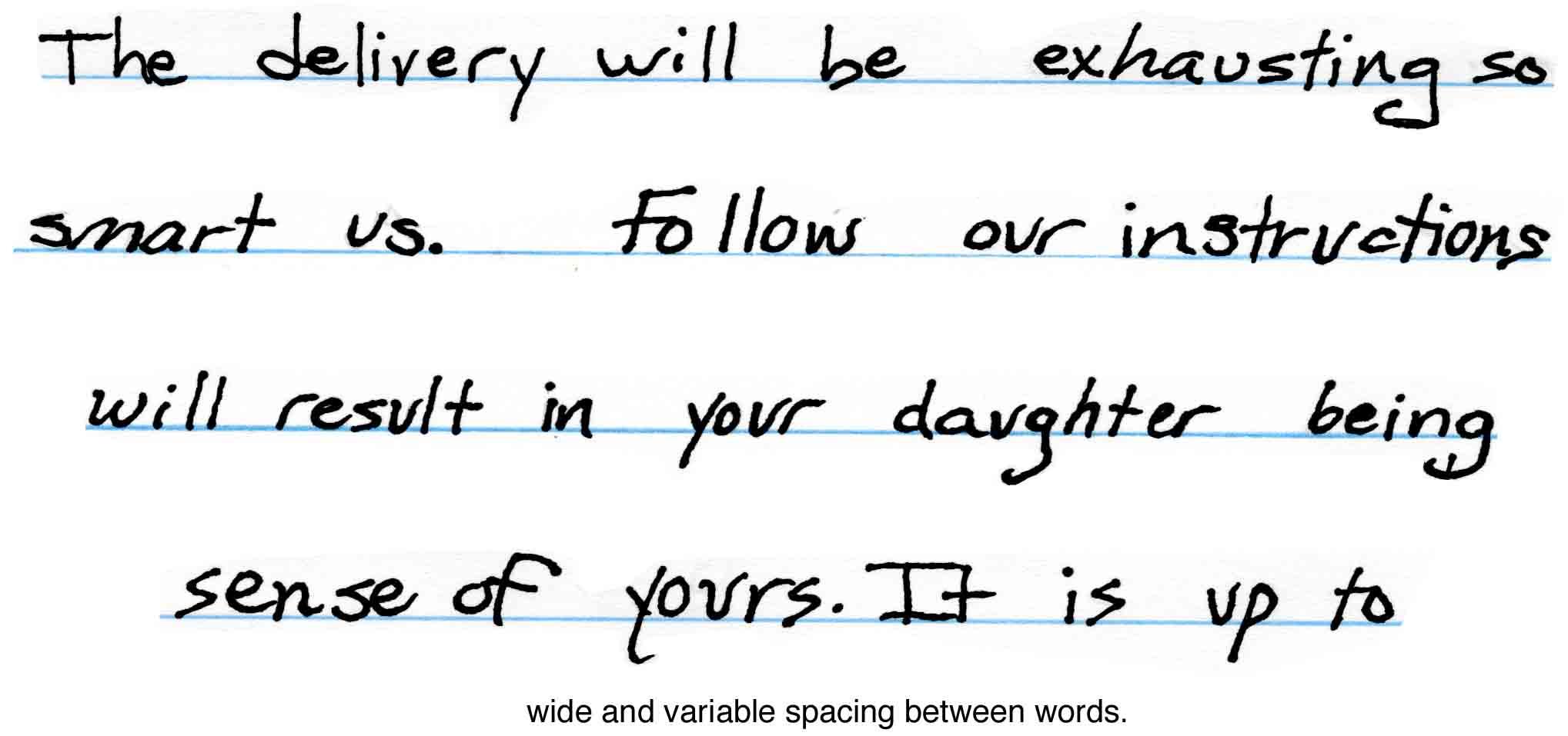 Handwriting analysis near me